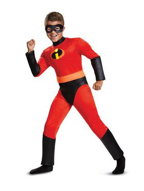 Dash costume from Incredibles 2 available from BuyCostumes.com