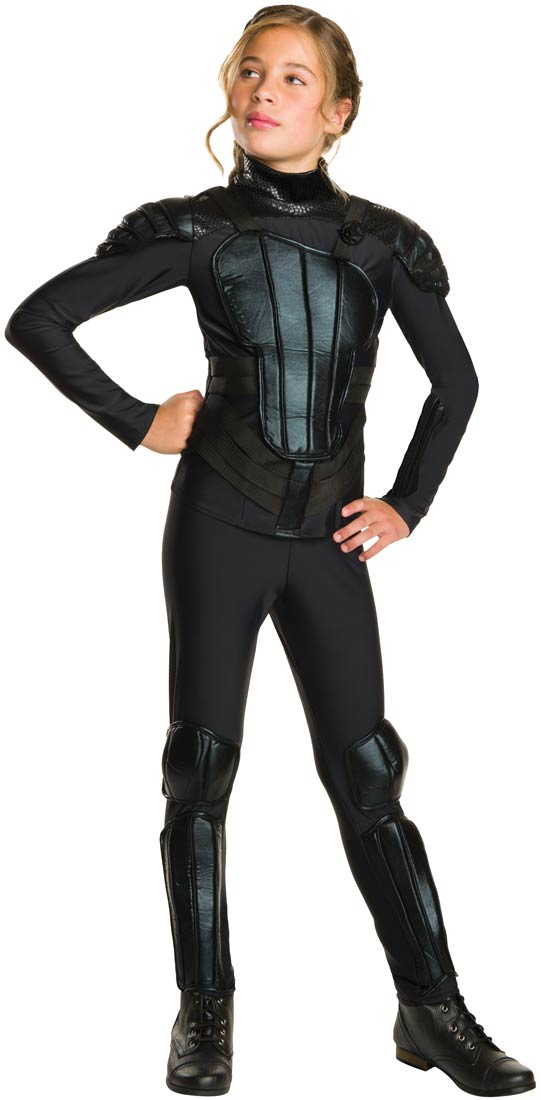 Katniss costume available from Costume Craze