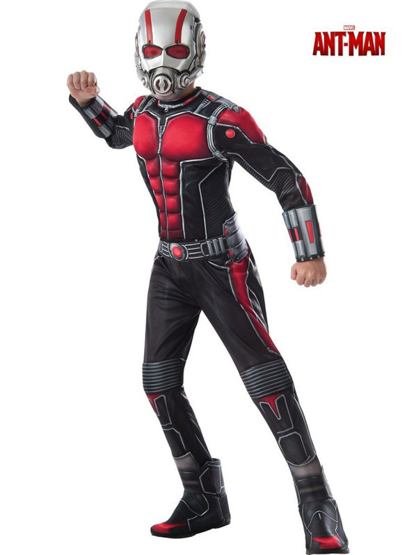 Ant Man costume from Costume Discounters
