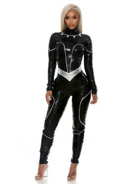 Reigning Panther costume from Costume Discounters