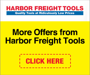 More Offers From Harbor Freight
