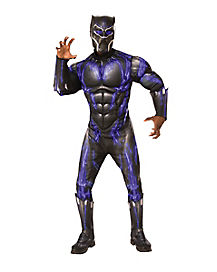 Black Panther costume available from Spirit Halloween