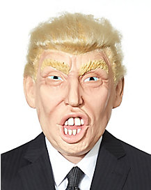 Donald Trump mask available from Spirit Halloween