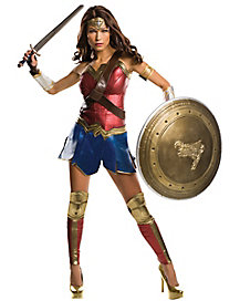 Wonder Woman costume available from Spirit Halloween