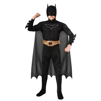 Batman costume available from Official Costumes