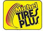 MICHEL TIRES PLUS logo
