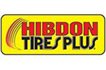 HIBDON TIRES PLUS logo