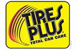 TIRES PLUS - Lancaster Park City Mall logo