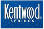 KENTWOOD SPRINGS� GULF BREEZE logo