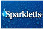 SPARKLETTS� HOUSTON logo