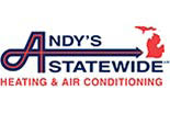 Andy's Statewide Heating & Air Conditioning logo