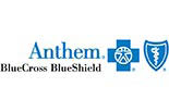 ANTHEM BLUE CROSS AND BLUE CROSS logo