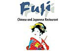FUJI CHINESE AND JAPANESE RESTAURANT logo