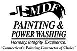 MDF PAINTING & POWERWASHING logo