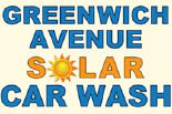 GREENWICH AVENUE SOLAR CAR WASH logo