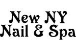 NEW NY NAIL & SPA logo