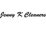 JENNY K. CLEANERS - SOUTHINGTON logo