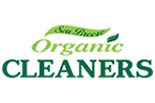 SEABREEZE ORGANIC CLEANERS logo