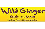 WILD GINGER OF RIDGEFIELD logo