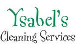 YSABEL'S CLEANING SERVICE logo