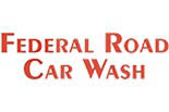 FEDERAL ROAD CAR WASH logo
