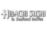 HIBACHI SUSHI AND SEAFOOD BUFFET logo