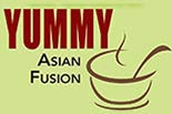 YUMMY ASIAN FUSION  ## logo