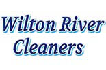 WILTON RIVER CLEANERS ## logo