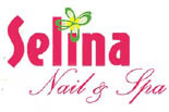 SELINA NAILS ## logo