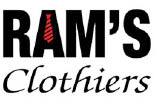 RAMS CLOTHING ## logo