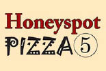 HONEYSPOT PIZZA 5 logo