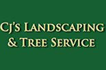 CJ'S LANDSCAPING & TREE SERVICE ## logo