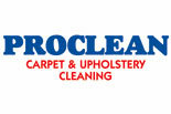 PROCLEAN Carpet & Upholstery Cleaning logo