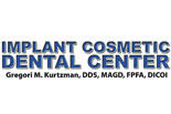 IMPLANT COSMETIC DENTAL CENTER - Gregori M. Kurtzman, DDS logo