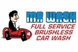 MR WASH FULL SERVICE CAR WASH logo