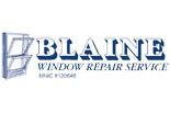 BLAINE WINDOW REPAIR SERVICE-Silver Spring logo