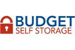 BUDGET SELF STORAGE logo