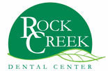 ROCK CREEK DENTAL CENTER logo