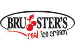 BRUSTERS ICE CREAM-Lancaster logo