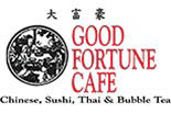 GOOD FORTUNE CAFE- Gaithersburg logo