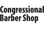 CONGRESSIONAL BARBER SHOP - Rockville logo