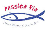 PASSION FIN ASIAN BISTRO AND SUSHI logo