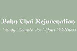 BAHN THAI REJUVENATION-Germantown logo