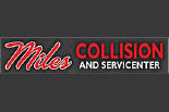 MILES COLLISION & SERVICE CENTER logo