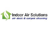INDOOR AIR SOLUTIONS-Air Duct & Carpet Cleaning logo