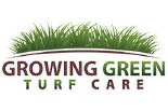 GROWING GREEN TURF CARE logo