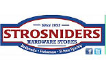 STROSNIDERS ACE HARDWARE logo