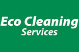 ECO CLEANING RESIDENTIAL SERVICES logo