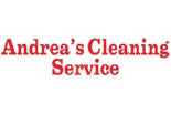 ANDREA'S CLEANING SERVICES logo