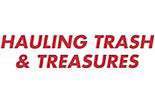 HAULING TRASH & TREASURE logo